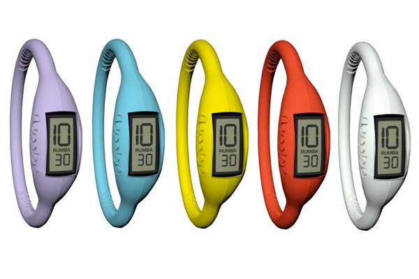Silikonové hodinky zdarma